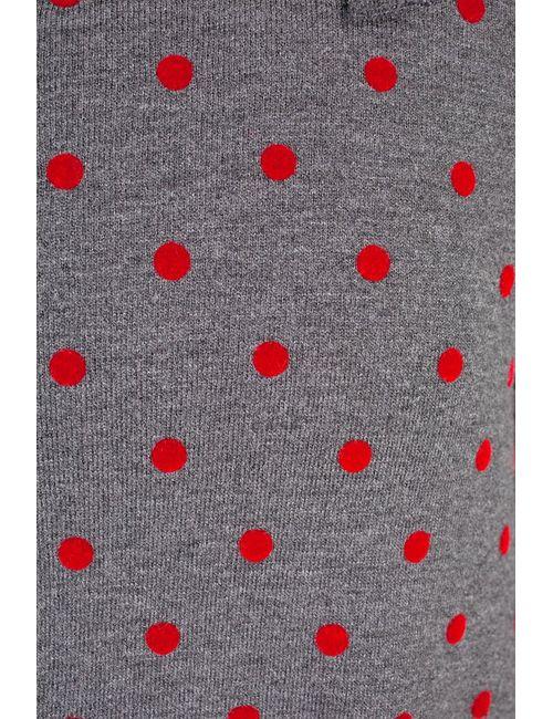 Il Gufo | Красное Платье В Горох