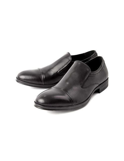 Alba | Мужские Чёрные Полуботинки 2102001290280Черный