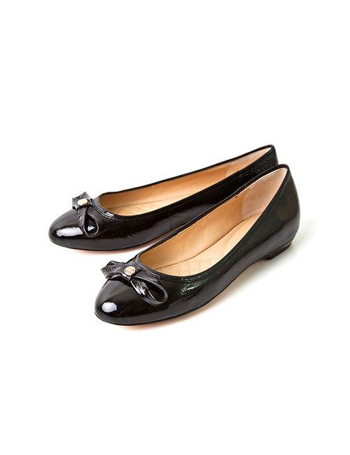 Alba | Женские Чёрные Туфли 1103021502901Черный