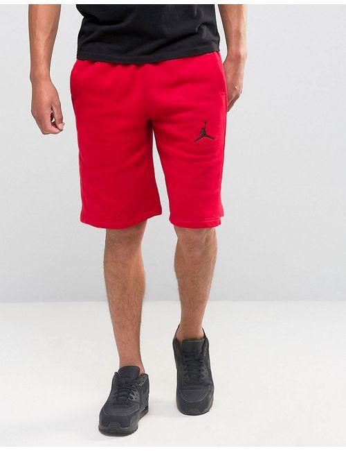 Jordan | Мужские Красные Красные Шорты Nike 824020-687