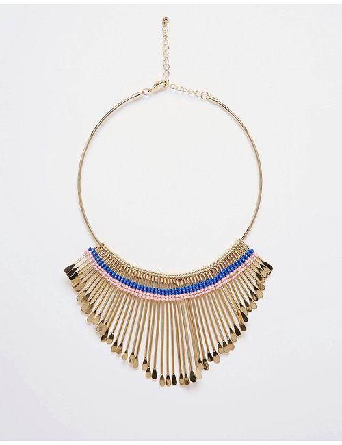 Monki | Женское Ожерелье С Подвеской Emily