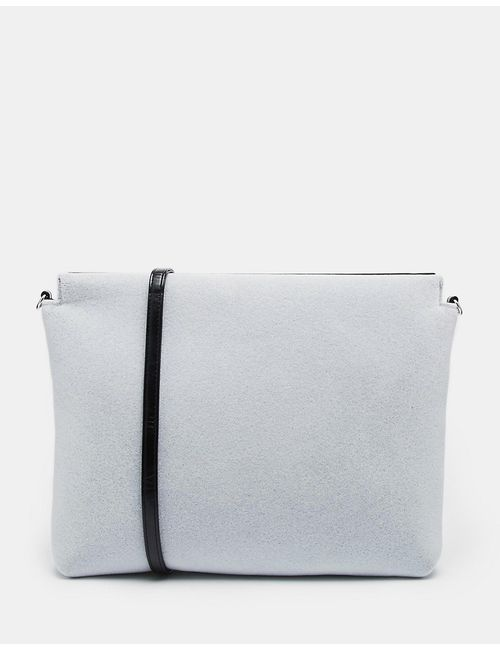 Monki | Furia Fleece Large Across Body Bag