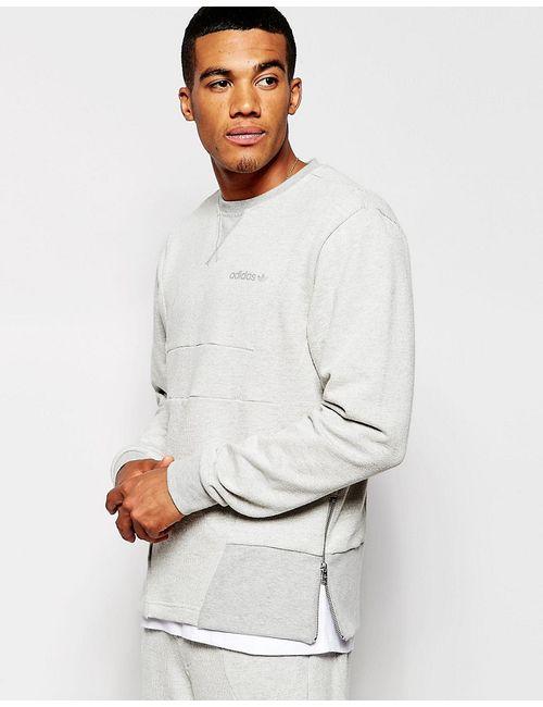 adidas Originals | Серый Modern Sweatshirt Ab7624