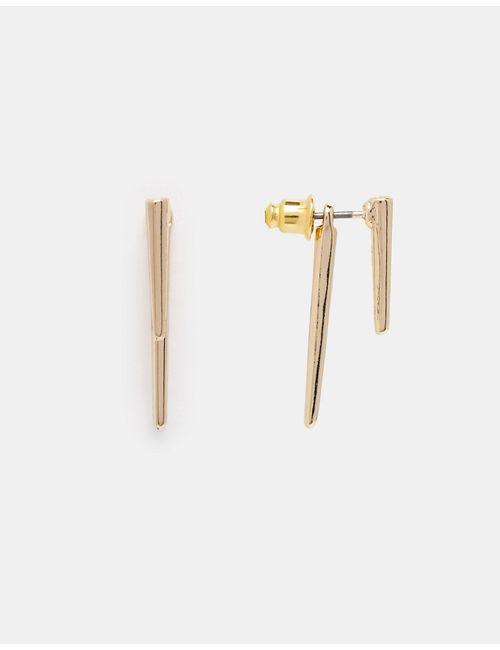 ASOS Collection | Женские Золотые Серьги С Длинными Шипами Asos