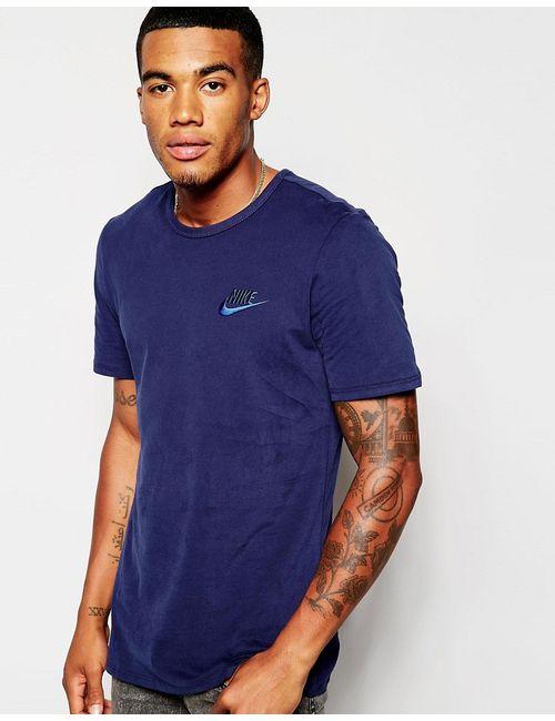 Nike | Синий Futura T-Shirt 644315-410