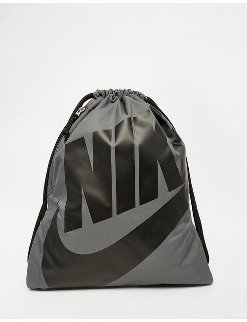 Nike | Серый Рюкзак С Завязкой Heritage Ba5128-009