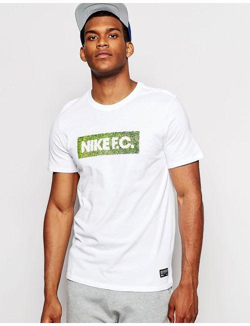 Nike | Белая Футболка Fc Glory