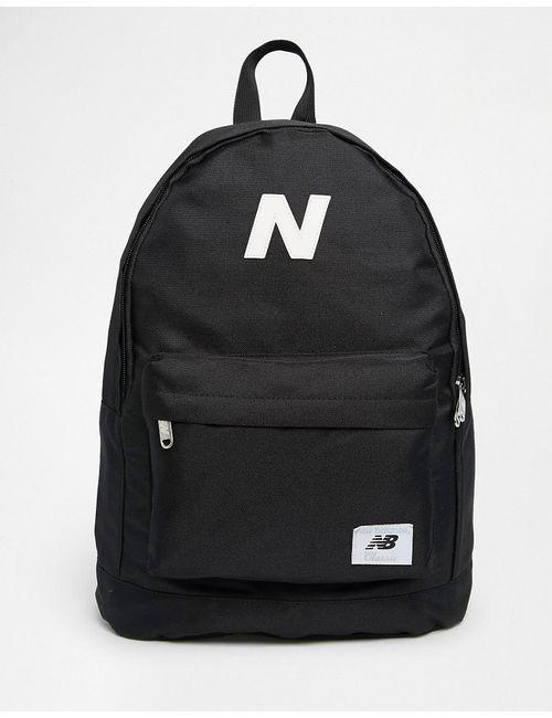 New Balance | Чёрный Рюкзак Mellow