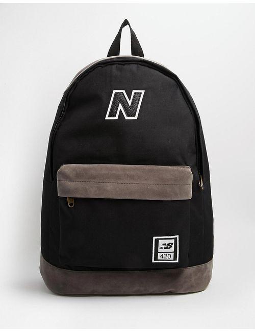 New Balance | Чёрный Рюкзак 420