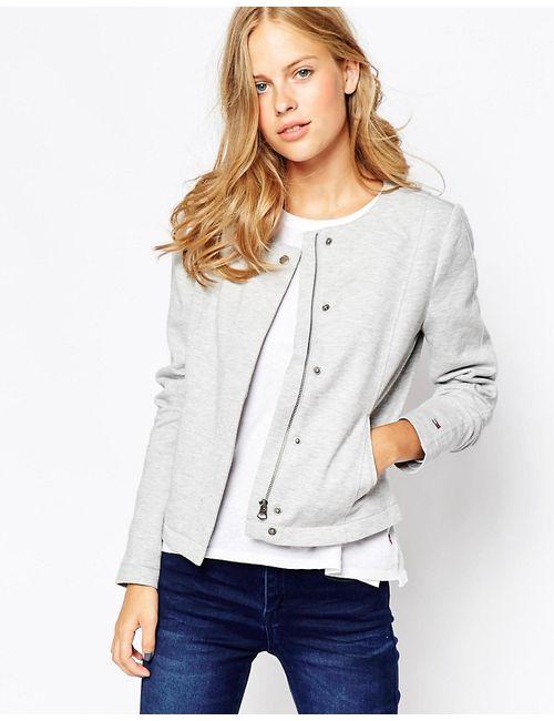 Hilfiger Denim | Женская Серая Куртка Merel Светло-Серый