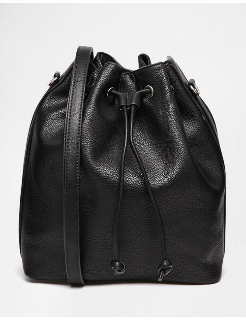 Fiorelli | Женский Чёрный Рюкзак Со Шнурком Rossini Черный
