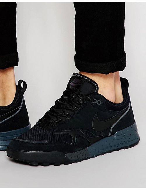 Nike   Мужские Чёрные Кроссовки Air Odyssey Envision 806975-001 Черный