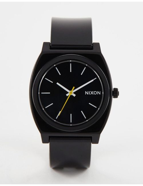 Nixon | Мужские Чёрные Часы Time Teller A119 Черный