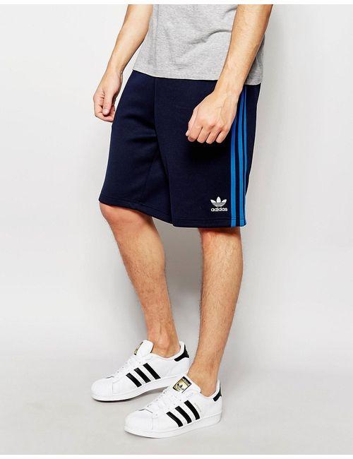 adidas Originals | Мужские Синие Шорты Superstar Aj6941 Синий