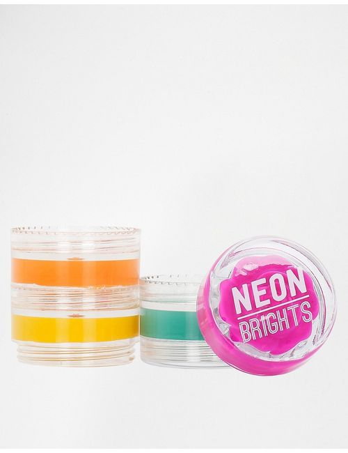 Beauty Extras | Neon Brights Неоновая Краска Для Тела