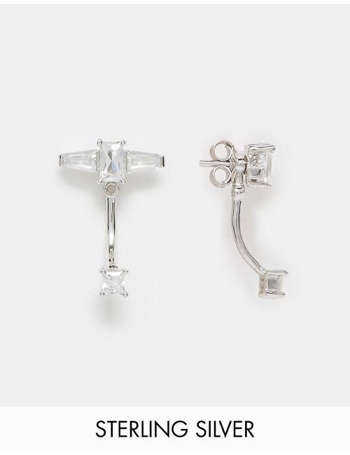 V | Женские Серебряные Серьги Jewellery Marnie Серебряный