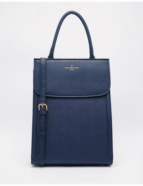 Pauls Boutique | Синяя Сумка-Тоут Pauls Boutique Perrie
