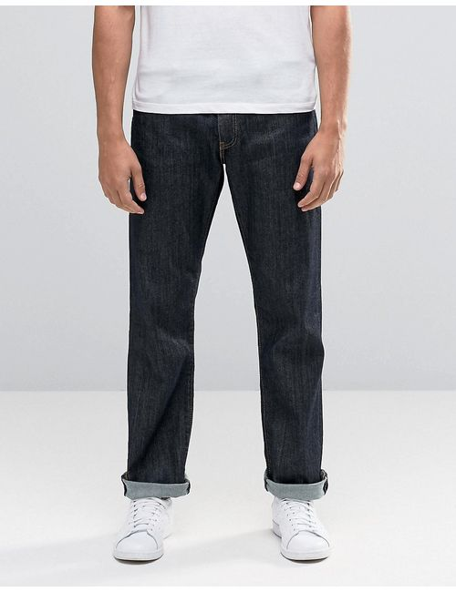 Levi's®   Женские Прямые Джинсы Levis Jeans 504 High Definition