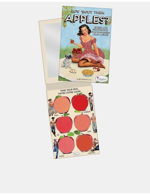 The Balm | Помада-Румяна Thebalm How About Them Apples Apples