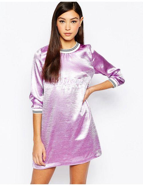 Sister Jane | Женское Фиолетовое Платье