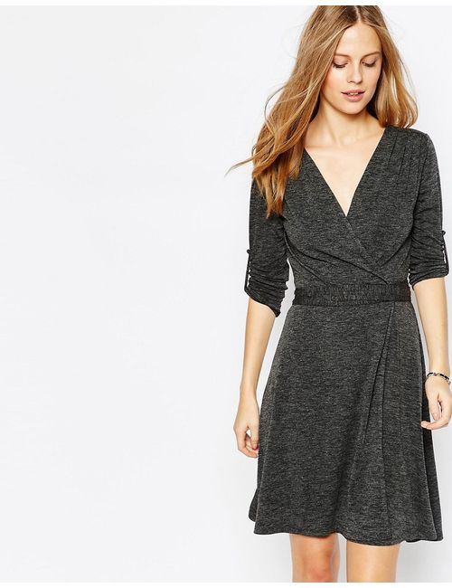Esprit | Женское Платье С Запахом