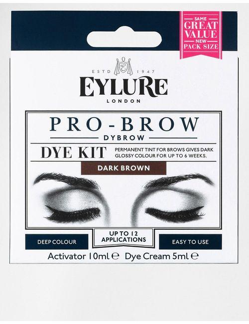 Eylure | Коричневая Краска Для Бровей Pro-Brow Dybrow Коричневый