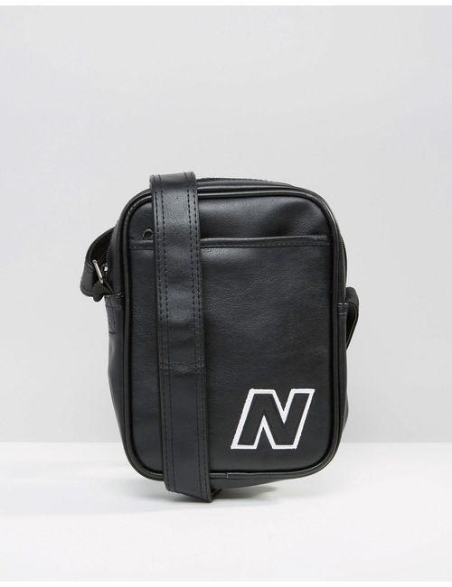 New Balance | Чёрная Черная Сумка Small Items Черный