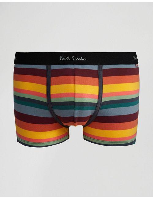 Paul Smith | Многоцветные Боксеры-Брифы В Радужную Полоску