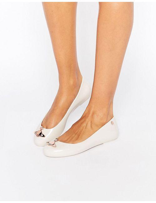 Vivienne Westwood for Melissa   Мужские Туфли На Плоской Подошве Space Love