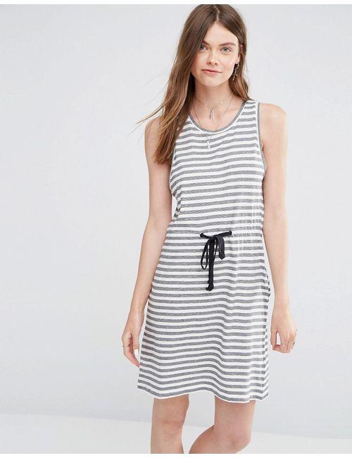 Cheap Monday | Женское Белое Платье Collapse Грязно-Белый