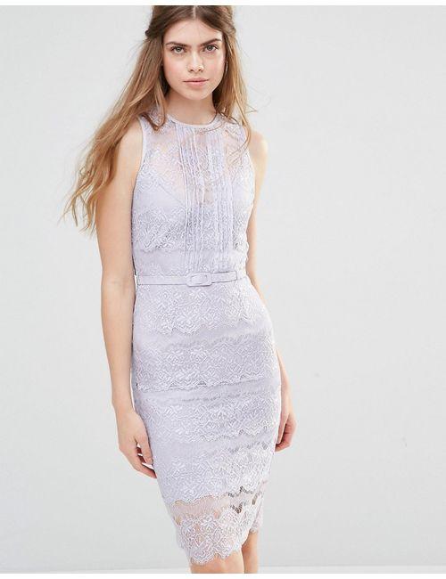 Body Frock | Женское Фиолетовое Платье Сиреневый
