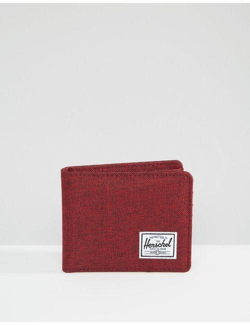 Herschel Supply Co. | Красный Красный Бумажник Herschel Supply Co Roy Красный