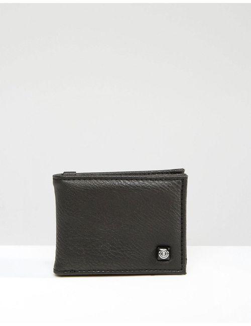 Element | Чёрный Бумажник Segur Черный