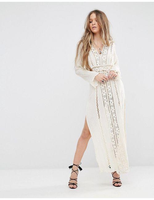 Jen's Pirate Booty | Женское Естественное Платье Макси Kingdom Естественный