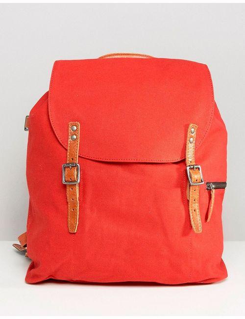 Royal Republiq   Красный Красный Рюкзак Legioner Mine Красный