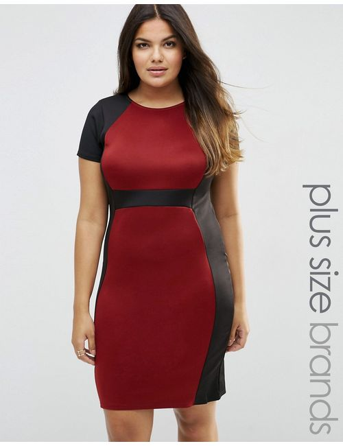 Praslin   Женское Платье Plus Illusion