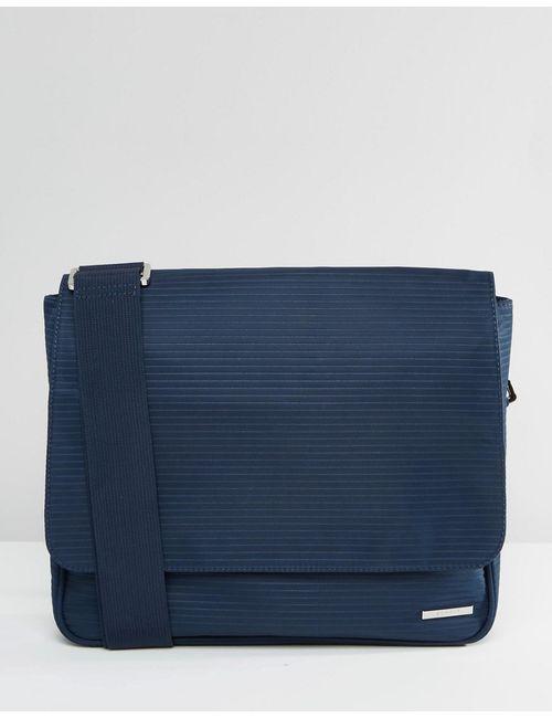 Esprit | Синяя Сумка Почтальона Темно-Синий