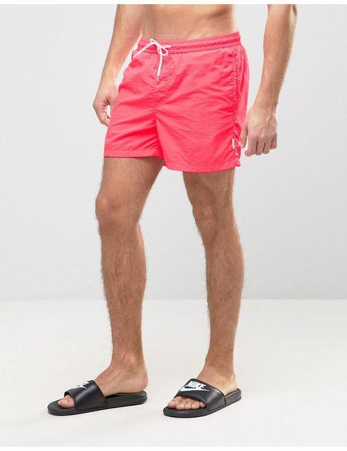 Jack & Jones | Мужские Розовые Шорты Для Плавания Malibu Розовый