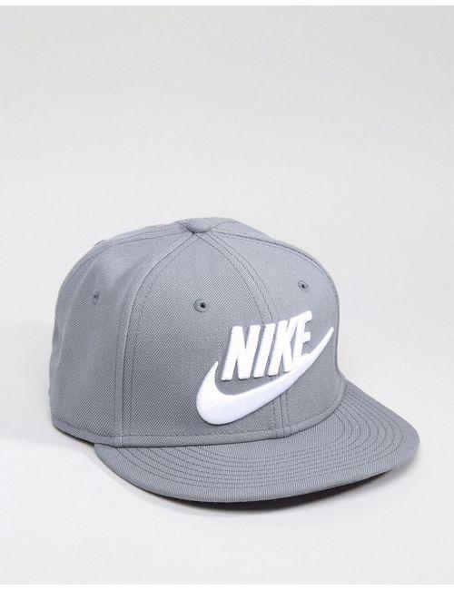 Nike | Серая Серая Бейсболка Futura 584169-067 Серый