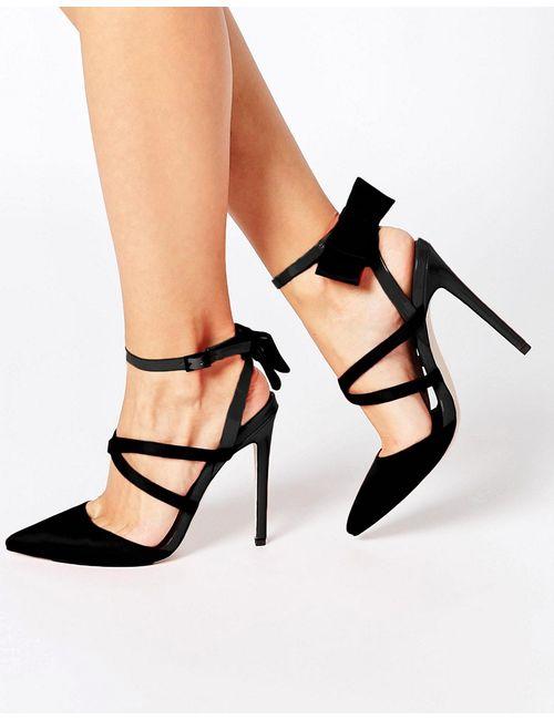 Asos | Туфли На Высоком Каблуке С Острым Носком