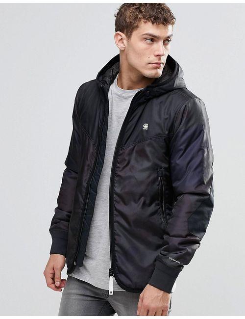 G-Star | Setscale Coat In Camo Print