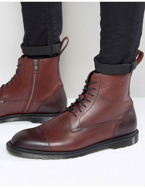 Dr. Martens | Мужские Ботинки На Шнуровке С Молнией Dr Martens