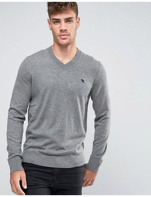 Abercrombie and Fitch | Abercrombie Fitch Jumper Pop Icon Fine Knit