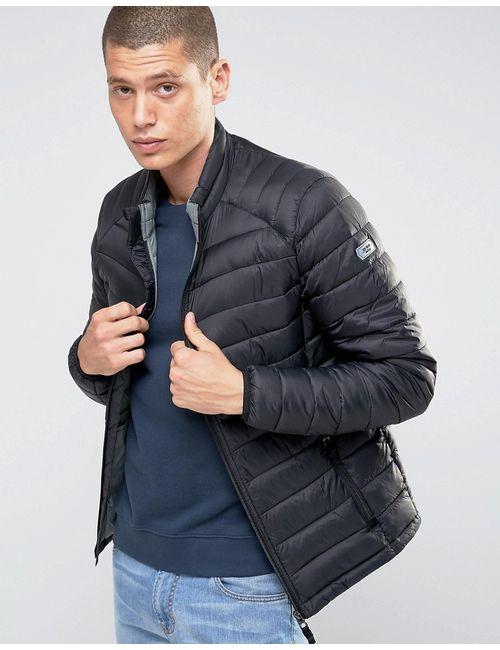 Esprit | Мужская Стеганая Куртка Черный
