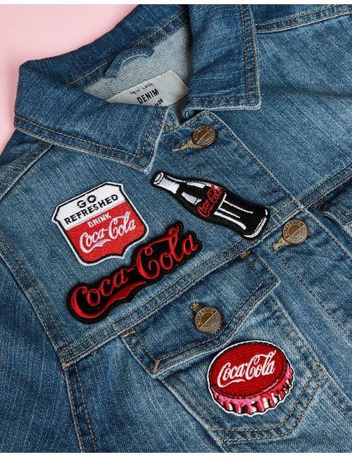 Skinnydip   Нашивки X Coca Cola Мульти