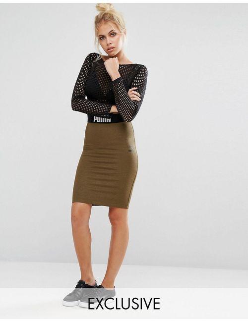 Puma | Женская Облегающая Юбка Эксклюзивно Для Asos Co Ord