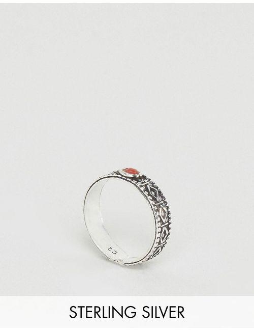 Regal Rose | Женское Серебряное Кольцо Cora Серебряный