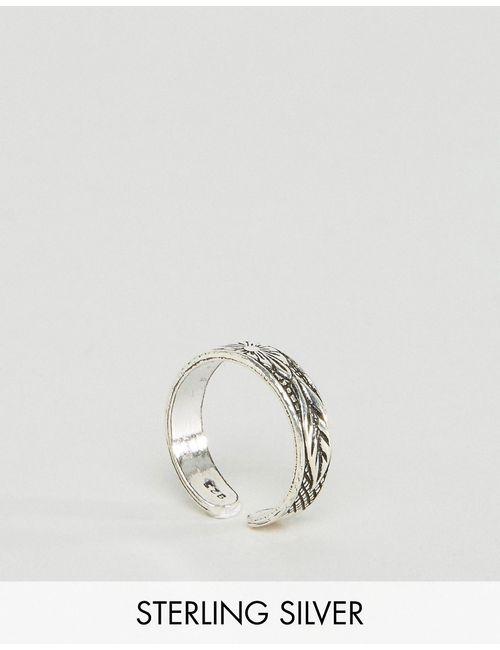Regal Rose | Женское Серебряное Кольцо Brea Серебряный