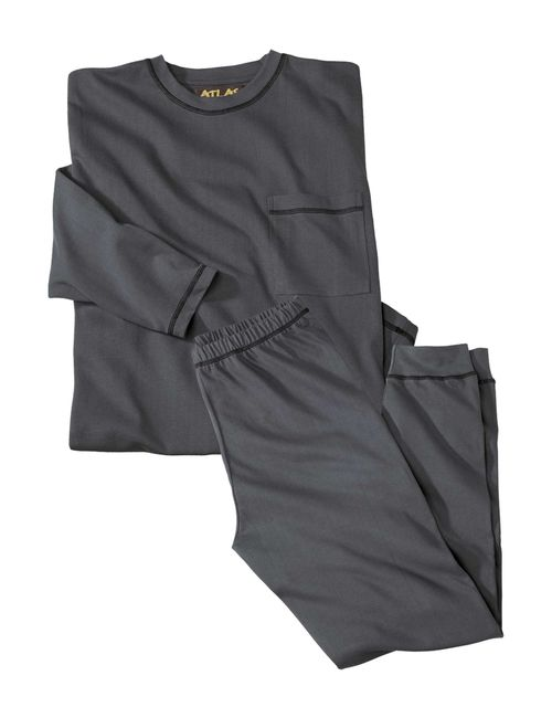 AFM | Мужская Теплая Рубашкаatlas For Men
