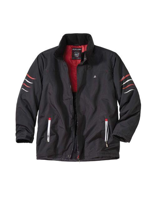 AFM | Мужская Черныевна Флисовая Куртка Скорпионatlas For Men